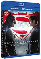Blu Ray+Copia Digital Batman V Superman: El Amanecer de la Justicia
