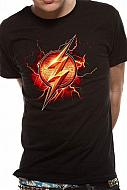 DC Comics Justice League  Camiseta Flash