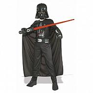 Star Wars Disfraz infantil Darth Vader con máscara