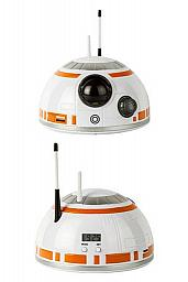 Star Wars Episode VIII Despertador Proyector BB-8