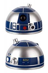 Star Wars Episode VIII Despertador Proyector R2-D2