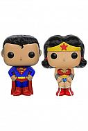 DC Comics POP! Home Salero y Pimentero Superman & Wonder Woman