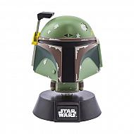 Star Wars Mini Lámpara Icon Boba Fett