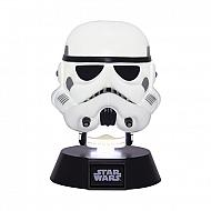 Star Wars Mini Lámpara Icon Storm Trooper