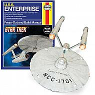 Star Trek Haynes USS Enterprise