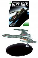 Star Trek Official Starships Collection Revista con Modelo #41 Klingon Raptor