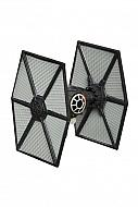 Star Wars Black Series First Order Special Forces TIE Fighter (EPVII) Diecast Titanium 2016 W1