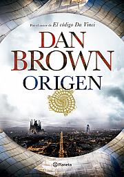Libro Origen, de Dan Brown