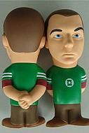 Big Bang Theory Antiestrés Sheldon 14 cm