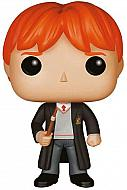 Harry Potter POP! Movies Vinyl Figura Ron Weasley 10 cm