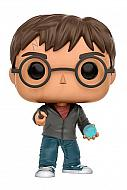 Harry Potter POP! Movies Vinyl Figura Harry With Prophecy 9 cm