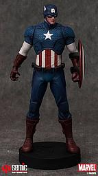Marvel Avengers Figura Capitán América 21 cm Now Version