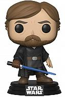 Star Wars Episode VIII Figura POP! Vinyl Luke Skywalker (Final Battle) 9 cm