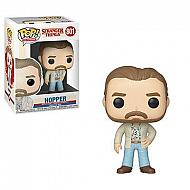 Stranger Things POP! TV Vinyl Figura Hopper (Date Night) 9 cm