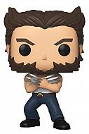 X-Men 20th Anniversary POP! Marvel Vinyl Figura Wolverine In Tanktop 9 cm