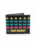 Space Invaders  Monedero Retro In Game Characters