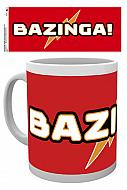 Big Bang Theory Taza Bazinga