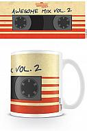 Guardianes de la Galaxia Vol. 2 Taza Awesome Mix Vol. 2