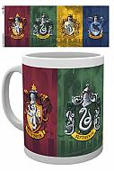 Harry Potter Taza All Crests