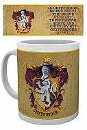 Harry Potter Taza Gryffindor Characteristics