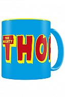 Marvel Comics Taza The Mighty Thor