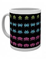 Space Invaders taza Invaders Wrap