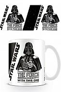Star Wars Taza The Force Is Strong