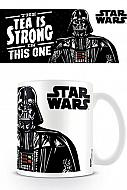 Star Wars Taza The Tea Is Strong In This One