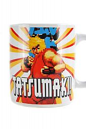 Street Fighter Taza Ken