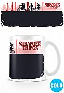 Taza cambio color Stranger Things Del Revés