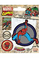 Marvel Comics Pegatina Vinilo Spiderman