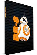 Star Wars Episode VII Libreta con luz BB-8