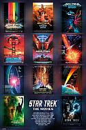 Star Trek Póster The Movies (ref. 38)