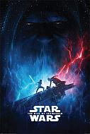 Star Wars Episode IX Póster Galactic Encounter 61 x 91 cm (Ref.358)