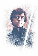 Star Wars Póster de metal Successors Collection Luke Skywalker 32 x 45 cm