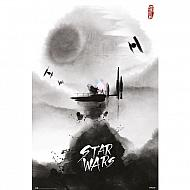 Star Wars póster INK 61 x 91 cm (Ref. 385)
