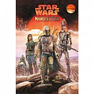 Star Wars Póster The Mandalorian Crew 61 x 91 cm (Ref. 371)