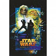 Star Wars póster The Return of the Jedi Special Edition 61 x 91 cm (Ref. 374)