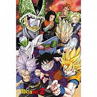 Dragon Ball Póster Cell Saga 61 x 91 cm (Ref. 382)