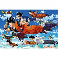 Dragon Ball Póster Super Flying 61 x 91 cm (Ref. 386)