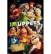 Póster Muppets (Ref. 22)