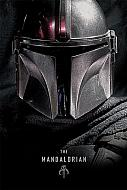 Star Wars The Mandalorian Póster Dark 61 x 91 cm (Ref.357)