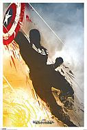 Marvel Capitán América Póster The Winter Soldier (Ref. 301)