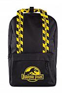 Jurassic Park Mochila Caution Tape