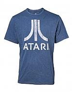 Atari Camiseta Atari faux denim