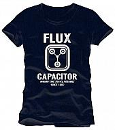 Camiseta Back to the Future (Regreso al Futuro) Flux Capacitor