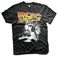 Camiseta Back to the Future (Regreso al Futuro) Póster
