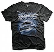 Camiseta Back to the Future (Regreso al Futuro) Delorean Poster