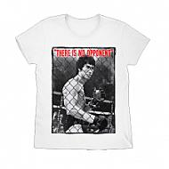 "Camiseta Bruce Lee ""There is no opponent"""