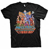 Camiseta Masters of the Universe orange